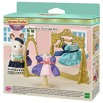 Sylvanian Families Boutique Fashion Set New Town Series