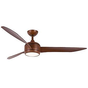 DC Ceiling Fan Rahu IoT Wood 147cm / 58