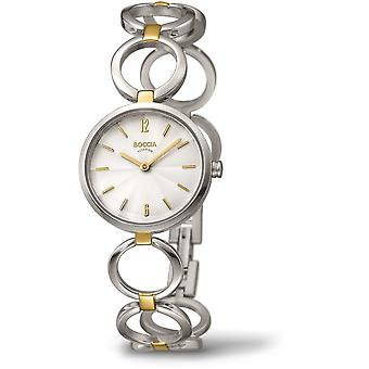 Boccia Titanium 3271-02 senhoras Watch