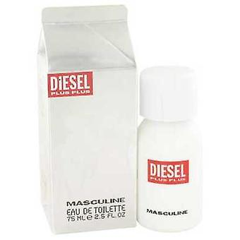 Diesel Plus Plus By Diesel Eau De Toilette Spray 2.5 Oz (men) V728-404400