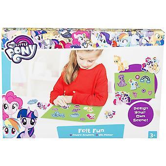 Mein kleines Pony Filz Spaß