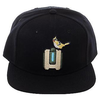 Baseball Cap - Overwatch - Bastion Black Snapback New Licensed sb6kgmovw