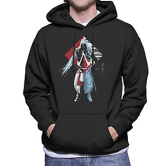 Assassins Creed Deconstruct Ezio Men's Hooded Sweatshirt