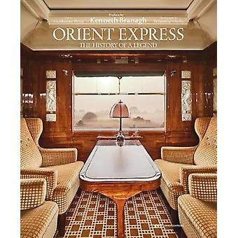 Expresso do Oriente - A História de uma Lenda por Guillaume Picon - 9781851499