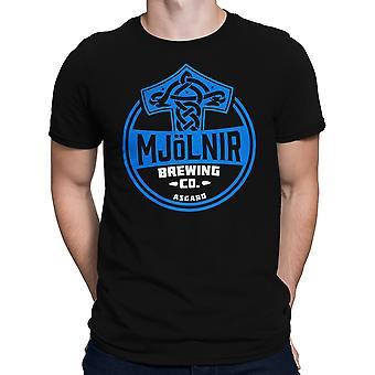Mjolnir Brewing Company Men's T-Shirt