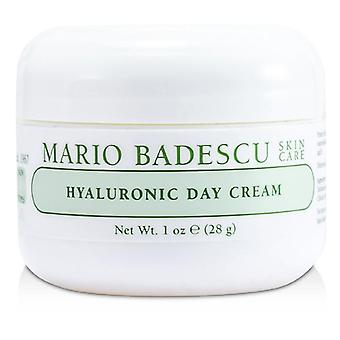 Hyaluronic Day Cream - For Combination/ Dry/ Sensitive Skin Types - 28g/1oz