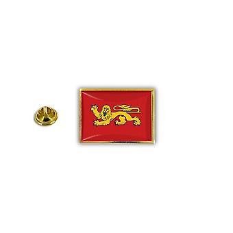 باين بينس دبوس شارة دبوس أبوس؛ ق المعادن Broche بينس بابيلون العلم Aquitaine فرنسا