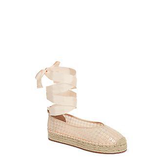 Avec Les Filles Womens georgie Closed Toe Casual Slide Sandals