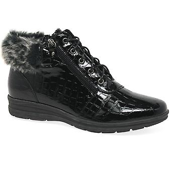 Lunar (GRS) Betsy Womens Ankle Boots