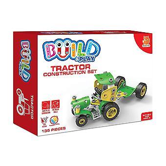 Bauen & Spielen Traktor Bau Set