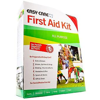 Easy care first aid kit, all purpose, 1 kit