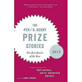 De pen/O. Henry prijs verhalen 2012