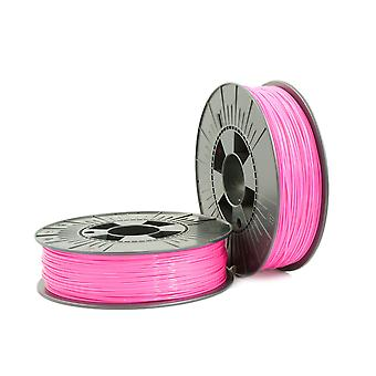 PLA 1,75mm rosa (fluor) 0,75kg - 3D Filament Supplies