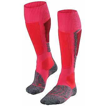 Falke Hiihto 1 polvi korkeat sukat-roosa