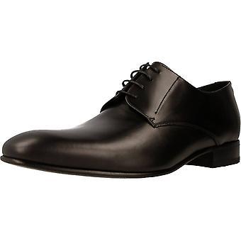 Sergio Serrano Dress Shoes 2350s Color Black