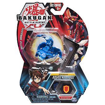 Core Bakugan 1 Pack 2 Inch Figure Aquos Nillious
