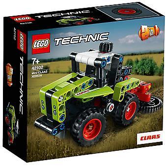 LEGO 42102 Technic Mini Claas Xerion traktori