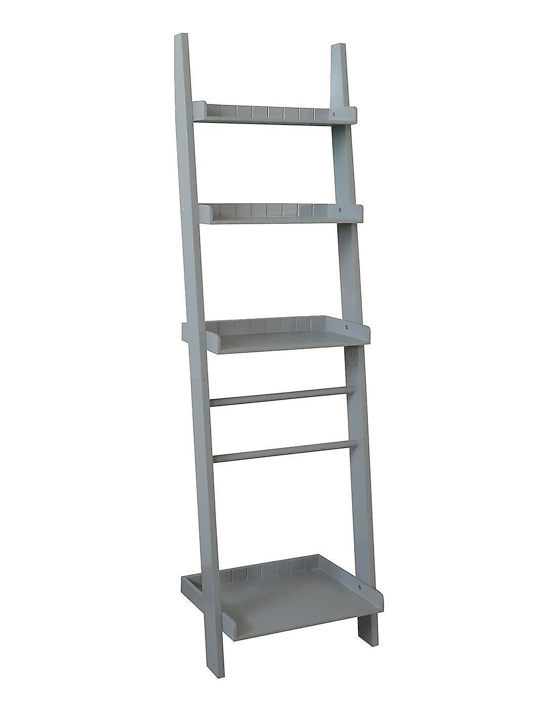 Painted Wall Leaning Shelf RRP £85