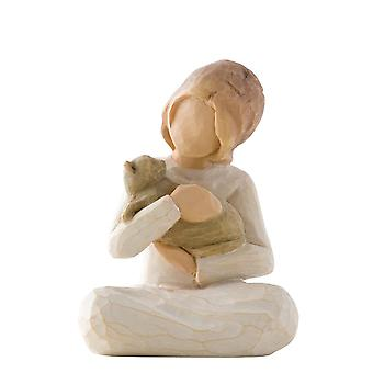 Willow Tree Kindness (fille) Figurine