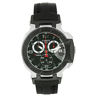 Tissot Men's Reloj de marcado negro - T0484172705700