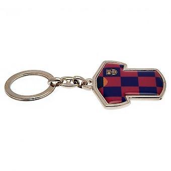 FC 巴塞罗那主场球衣钥匙