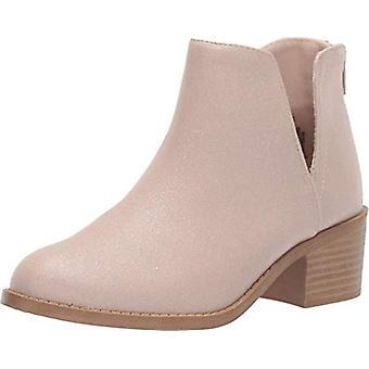 Kids Steve Madden Girls lancstr Ankle Pull On Chelsea Boots