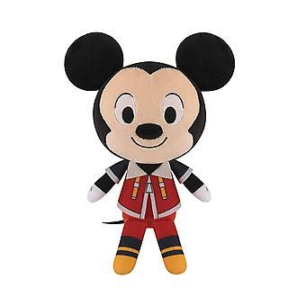 Kingdom Hearts Mickey Hero Plush