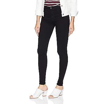 Levi's Women's 720 High Rise Super Skinny Jeans, Black, Blue, Size 27 Regular