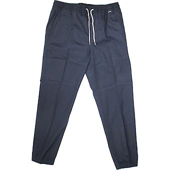 Hurley O&O Stretch Jogger Track Trousers in Black