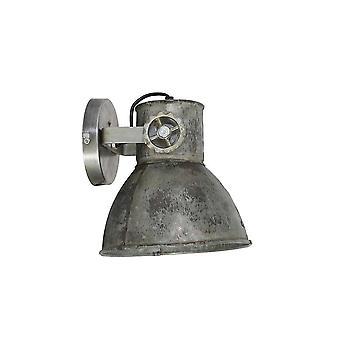 Light & Living Wall Lamp 20x18x19 Cm ELAY Vintage Silver