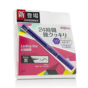 Lasting Fine Felt Liquid Eyeliner - # Glossy Black 0.91g/0.03oz