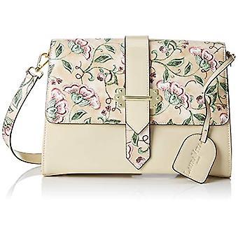 Laura Vita 2592 - Women's Beige Bucket Bags (Bg) 11.0x20.0x29.0 cm (W x H L)