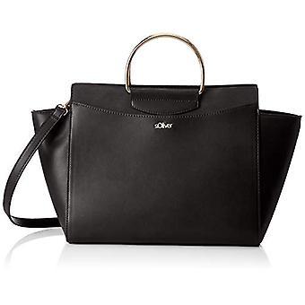 s.Oliver 39.903.94.8721 Black Woman handbag (Black (black 9999)) 16x25x27 cm (B x H x T)