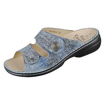 Finn Comfort Sansibar 02550672124 chaussures universelles pour femmes d'été