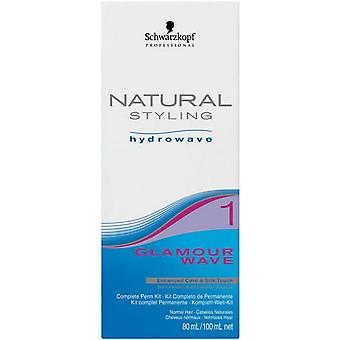 Schwarzkopf Professional naturel style Glam Kit 1