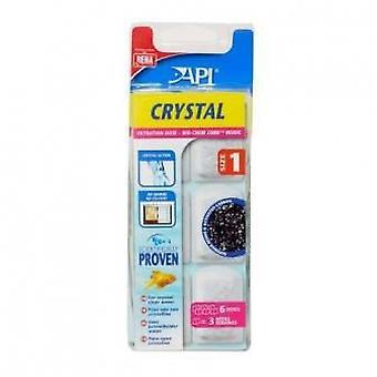 Rena Crystal T.1 6 Dosis (Fish , Filters & Water Pumps , Filter Sponge/Foam)