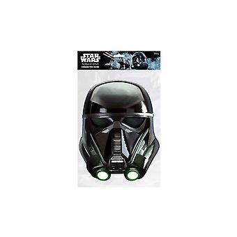 Star Wars Rogue One Death Trooper Mask