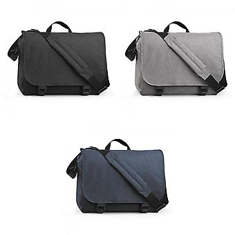 BagBase Two-tone Digital Messenger Bag (Up To 15.6inch Laptop Compartment)