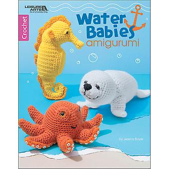 Leisure Arts-Water Babies Amigurumi