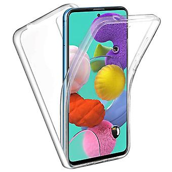 360 ° Tpu + pc Shell Samsung Galaxy A71 (sm-a715f)