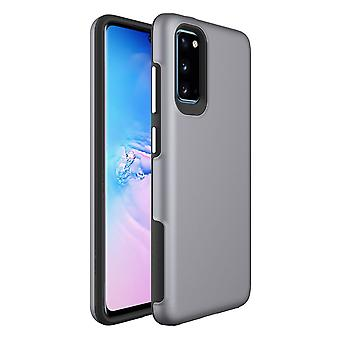 For Samsung Galaxy S20 Case Shockproof Protective Cover Grey