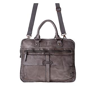 3767 DuDu Briefcases in Leather