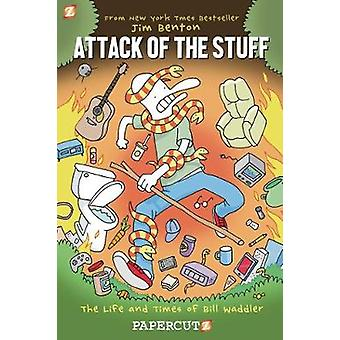 Attack of the Stuff by Jim Benton - 9781545804995 Book