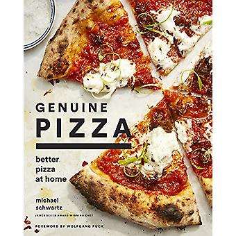 Genuine Pizza - Better Pizza at Home by Michael Schwartz - 97814197343