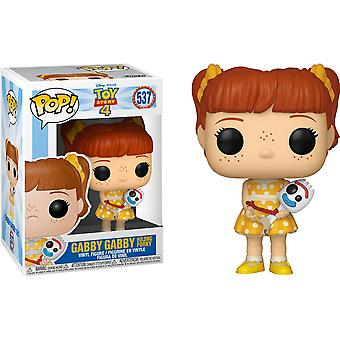 Toy Story 4 Gabby avec Forky US Exclusive Pop! Vinyle