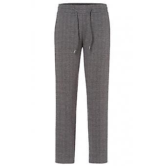 Olsen Lisa Check Trousers