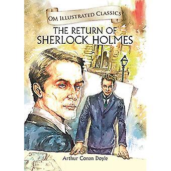 The Return of Sherlock Holmes by Arthur Conan Doyle - 9789352762842 B