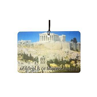 Akropolis von Athen - Griechenland Auto Lufterfrischer