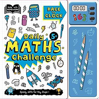 Help With Homework 5 Daily Maths Challenge by Autumn Publishing
