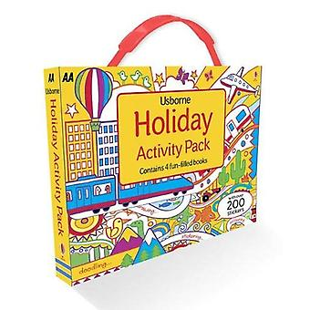 Holiday Activity Pack - 9780749581633 Book